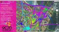 Kulørte streger snor sig ind og ud af hinanden på et kort over forstaden Aalborg øst. Hver linje repræsenterer et ungt menneskes spor i byen indsamlet med en GPS. Denne […]