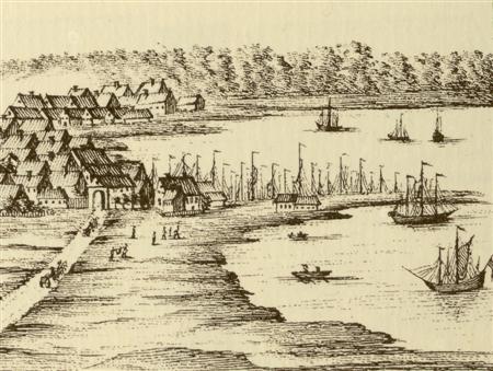 """""""Da Aarhus og havnen fik vokseværk"""" – Et kort historisk udblik af havnens første år."""