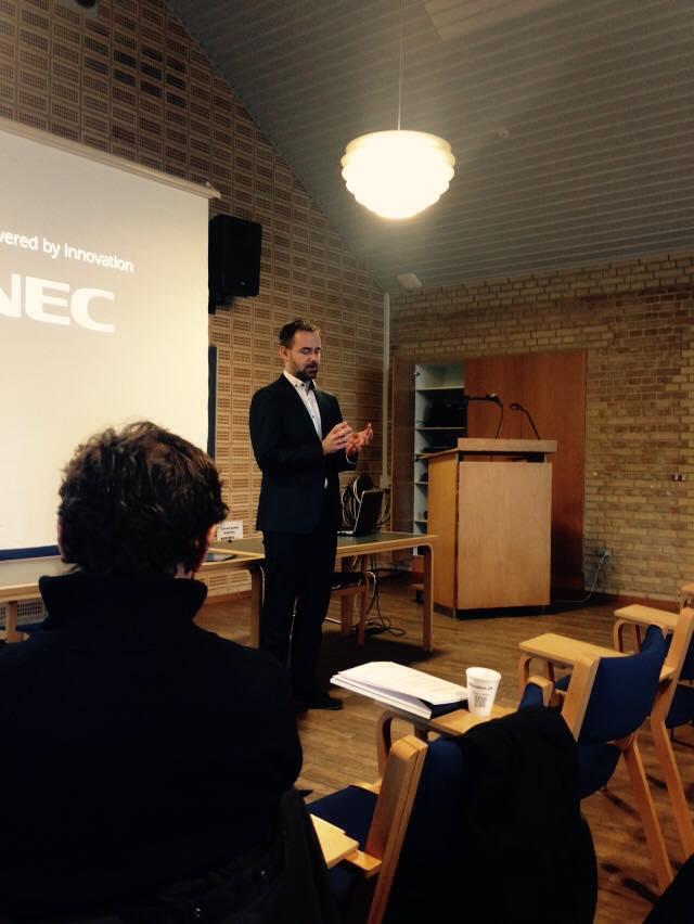 Borgmester Jakob Bundsgaard åbnede konferencen