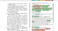 Kilden til det hele? – digitalisering af Århus Byråds trykte forhandlinger Aarhus Stadsarkiv er i gang med at digitalisere byens trykte byrådsforhandlinger 1867-1997. Forhandlingerne bliver scannet, OCR-genkendt og derpå korrekturlæst […]