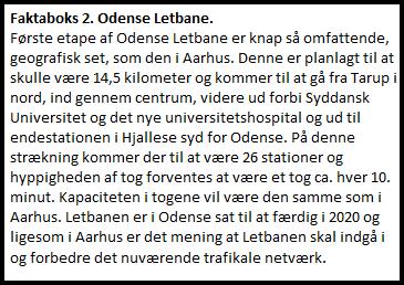 Faktaboks 2. Odense Lebane.
