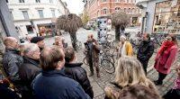 Cand.mag. i historie Doron Haahr, der har stor erfaring med byvandringer i Aarhus, reflekterer i dette blogindlæg over, hvordan byvandringen kan bruges til at formidle en bys historie, og hvordan […]